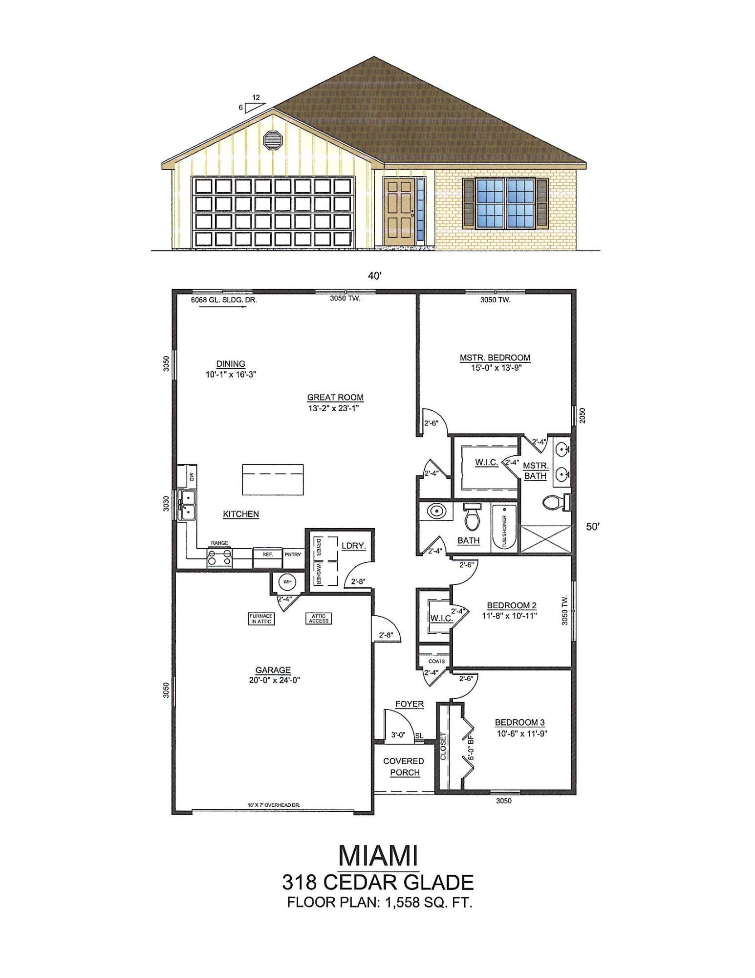 318 Cedar Glade Drive UNIT Lot 14 Branson West, MO 65737