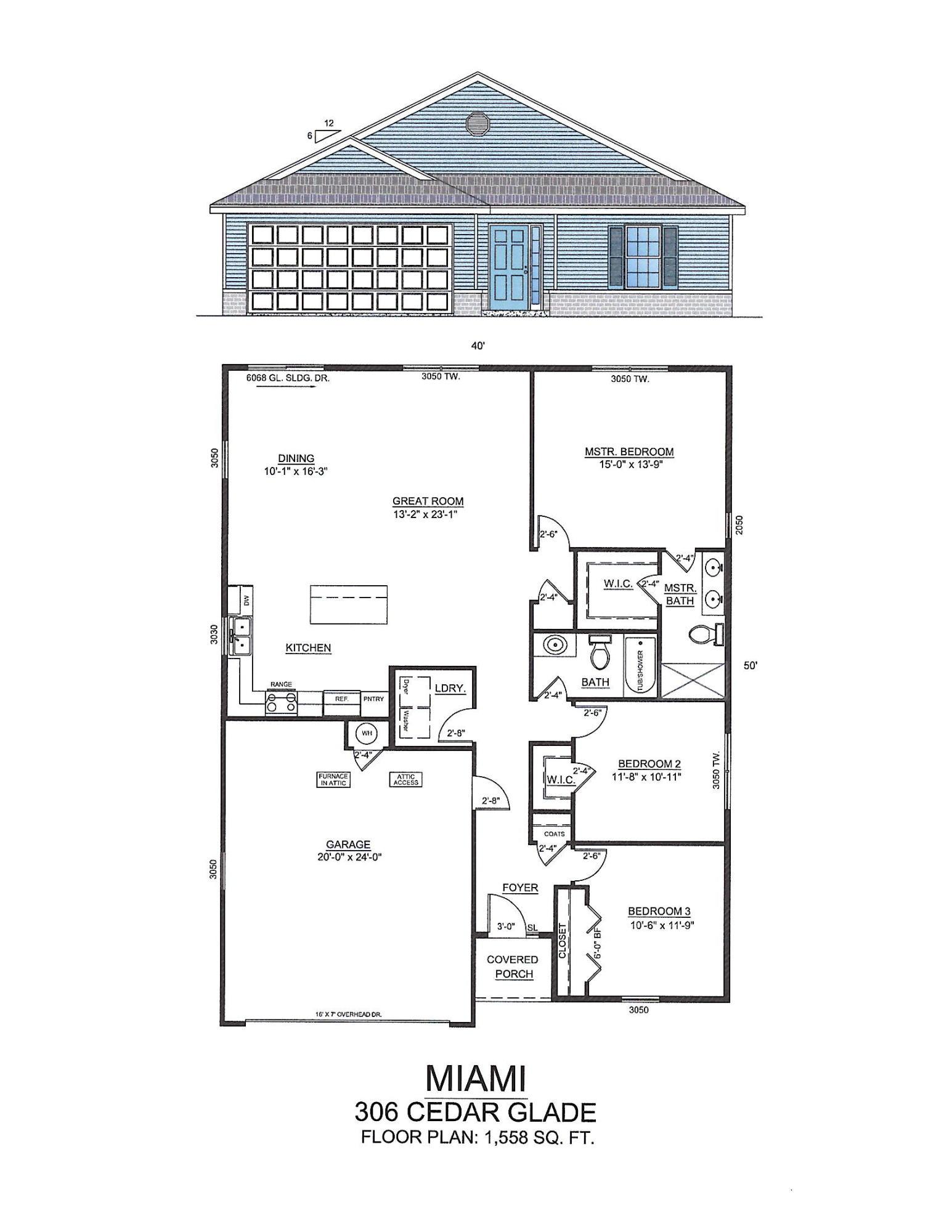 306 Cedar Glade Drive UNIT Lot 13 Branson West, MO 65737