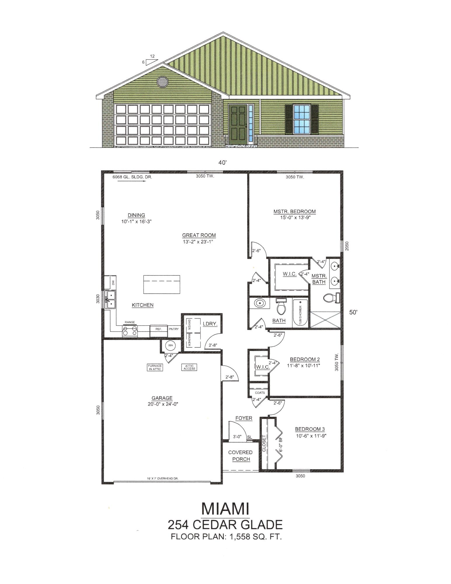 254 Cedar Glade UNIT Lot 26-B1 Reeds Spring, MO 65737