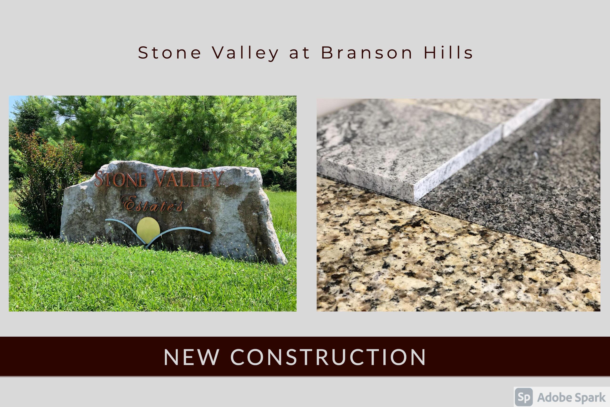 Lot 31 Stone Valley (rockridge Rd) Branson, MO 65616