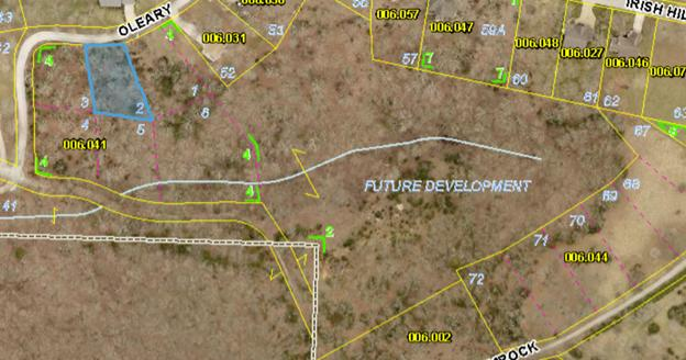 Lot 2 Oleary Dr Kimberling City, MO 65686