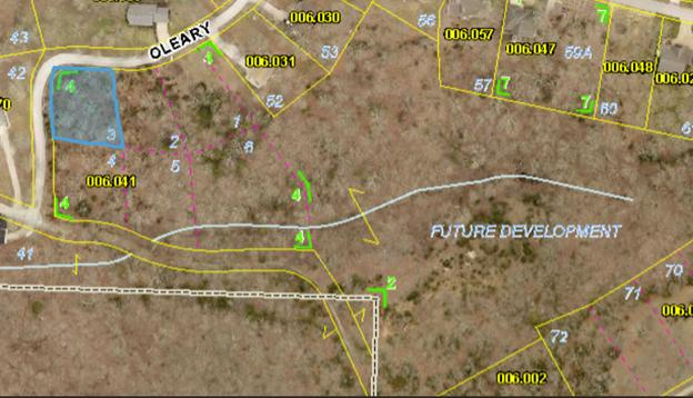 Lot 3 Oleary Dr Kimberling City, MO 65686
