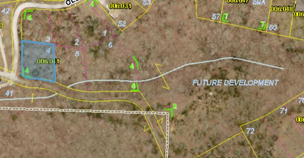 Lot 4 Oleary Dr Kimberling City, MO 65686