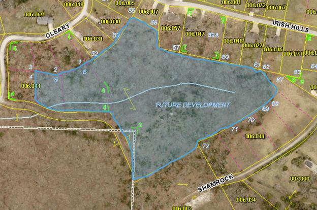 Lot 5 & 6 Plus Acres Loch Kimberling City, MO 65686