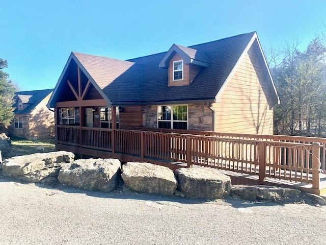 352 Baldknobber the Lodges @roark Drive UNIT #39 Branson West, MO 65737