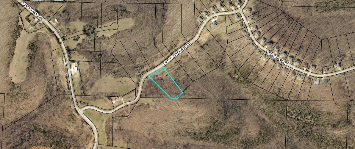 434 South Emory Creek Road UNIT Lot 2 Branson, MO 65616