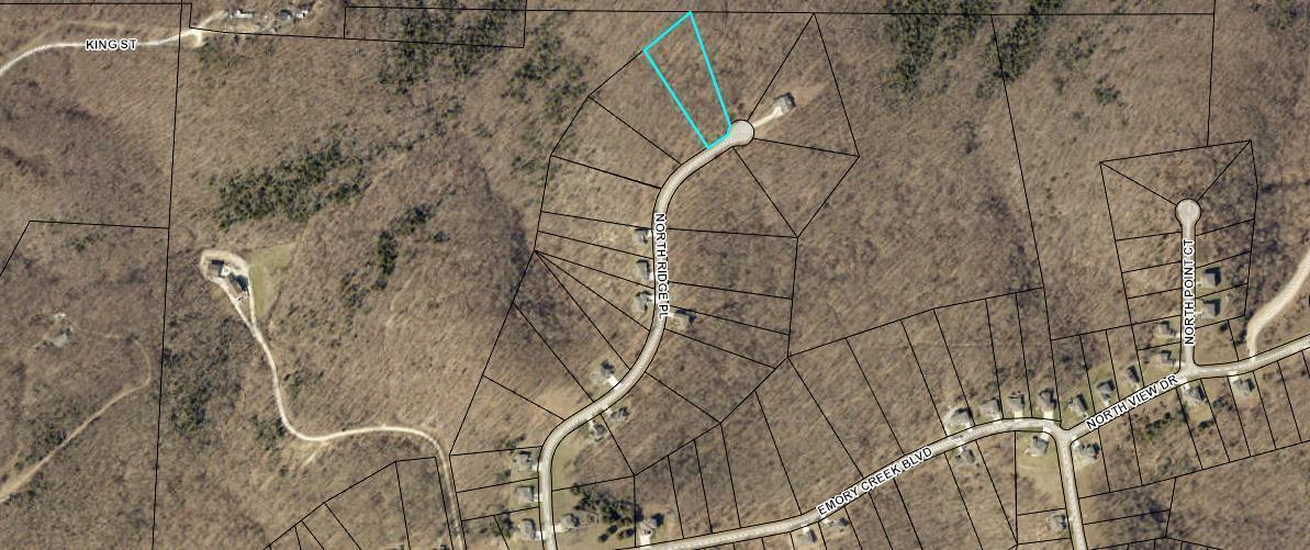 413 North Ridge Place UNIT Lot 116 Branson, MO 65616