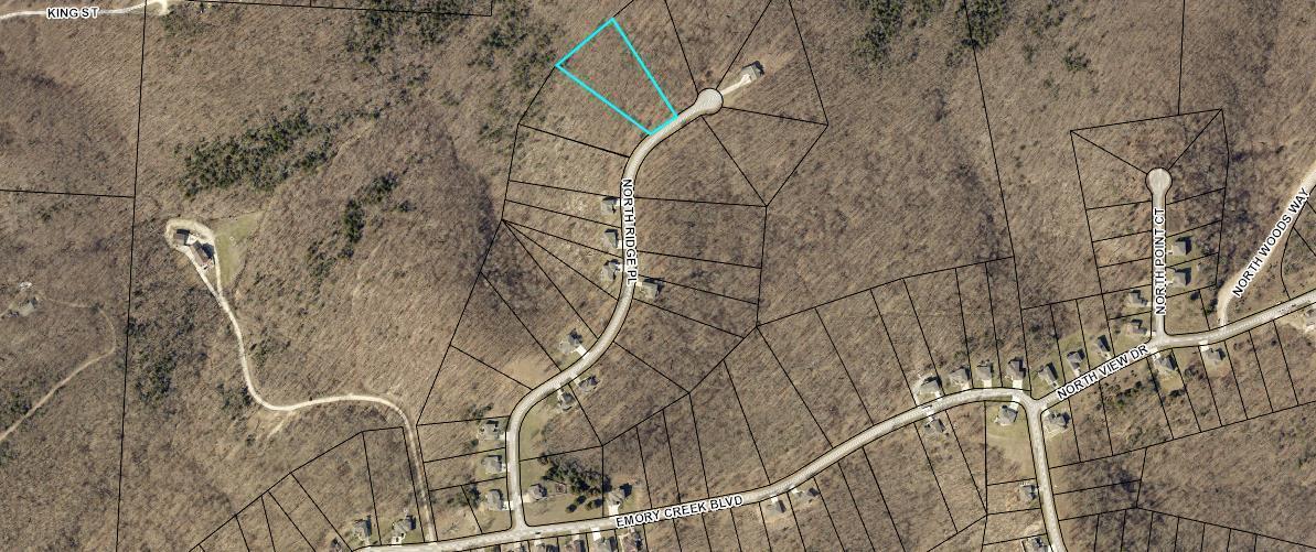 385 North Ridge Place UNIT Lot 117 Branson, MO 65616