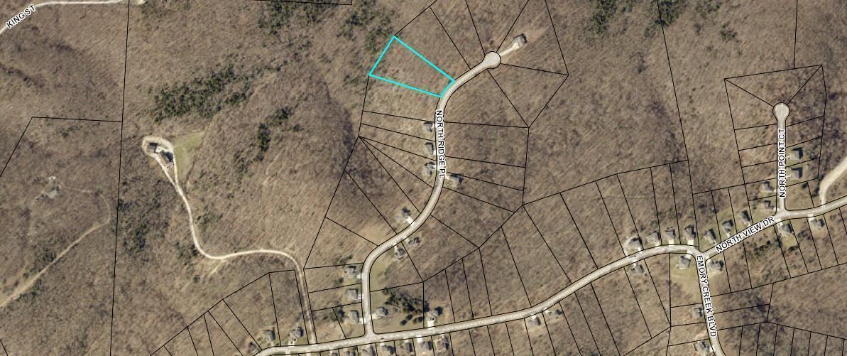 357 North Ridge Place UNIT Lot 118 Branson, MO 65616