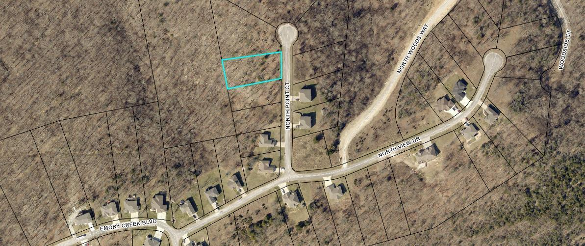 259 Northpoint Court UNIT Lot 147 Branson, MO 65616