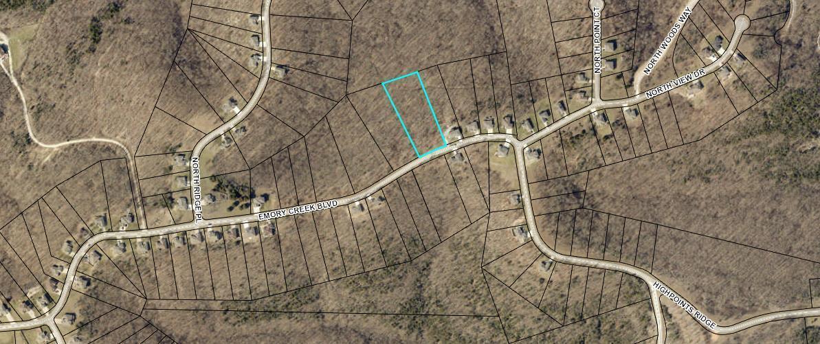 1349 Emory Creek Boulevard UNIT Lot 99 Branson, MO 65616