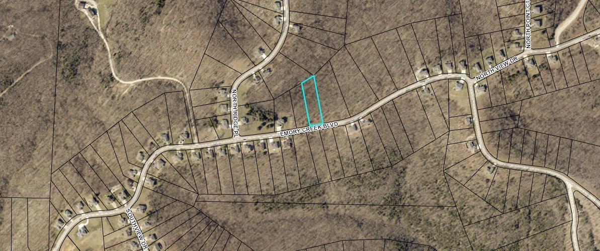 1191 Emory Creek Boulevard UNIT Lot 103 Branson, MO 65616
