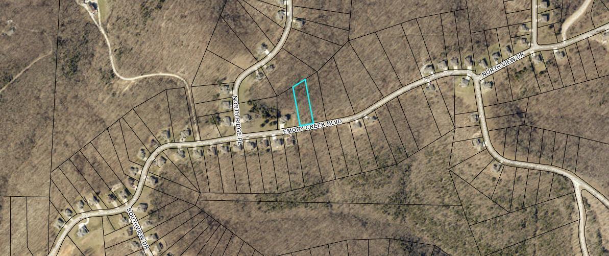 1173 Emory Creek Boulevard UNIT Lot 104 Branson, MO 65616