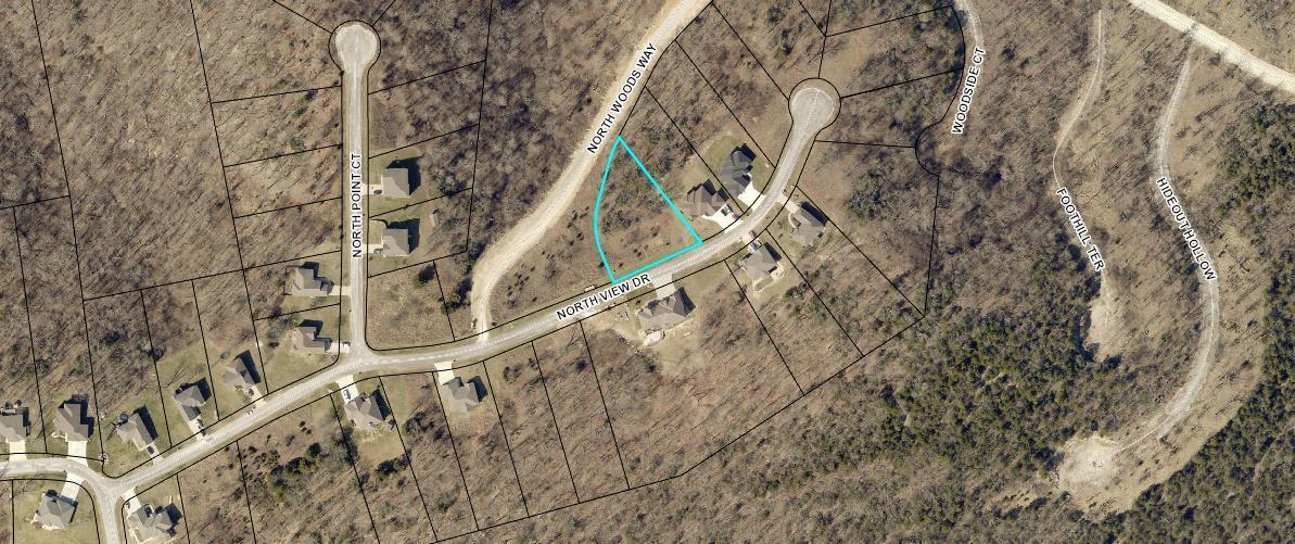 000 North View Drive UNIT Lot 176 Branson, MO 65615