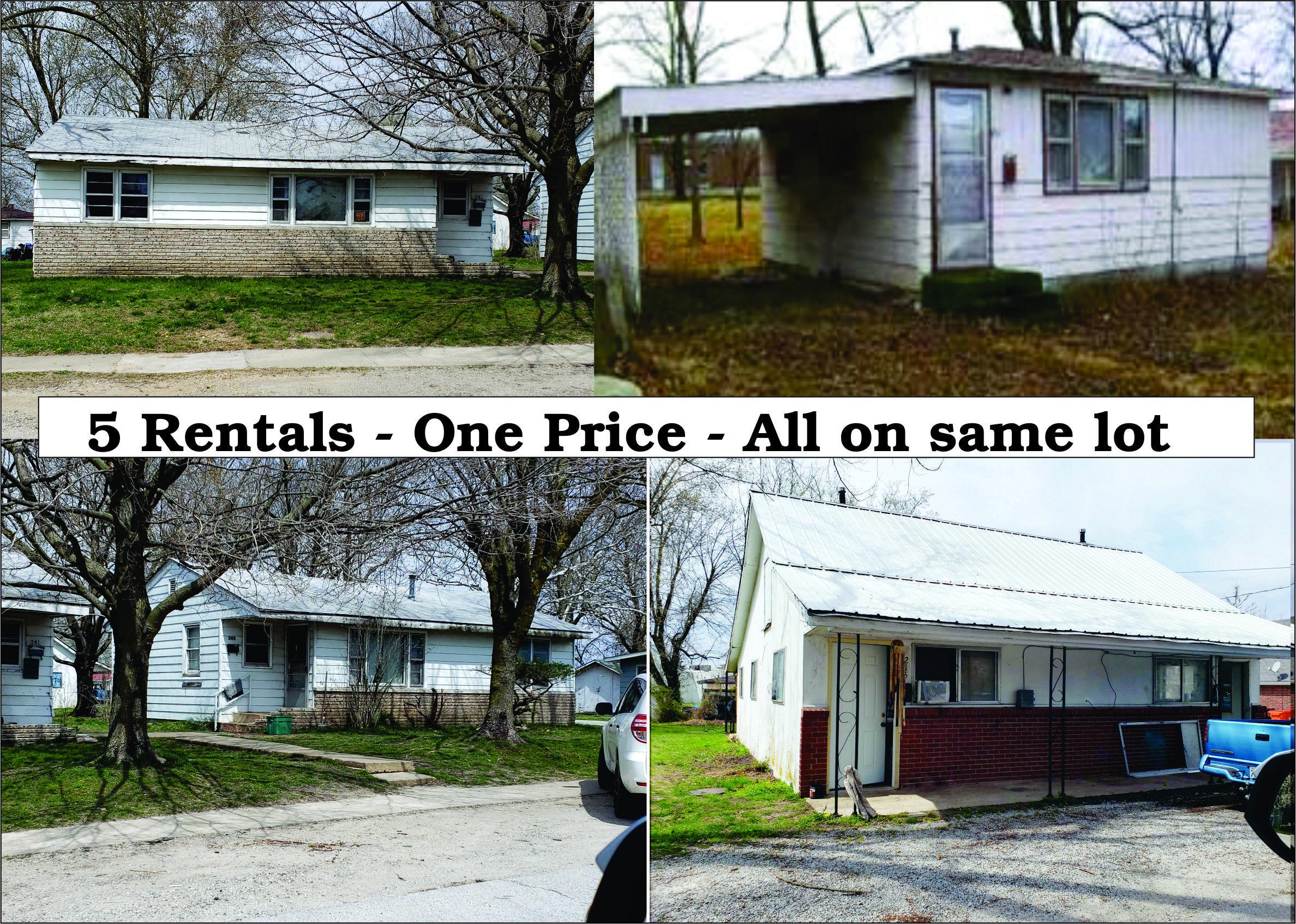 241 East Jefferson Street, Marshfield, Missouri 65706