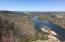 the dam and Lake Taneycomo