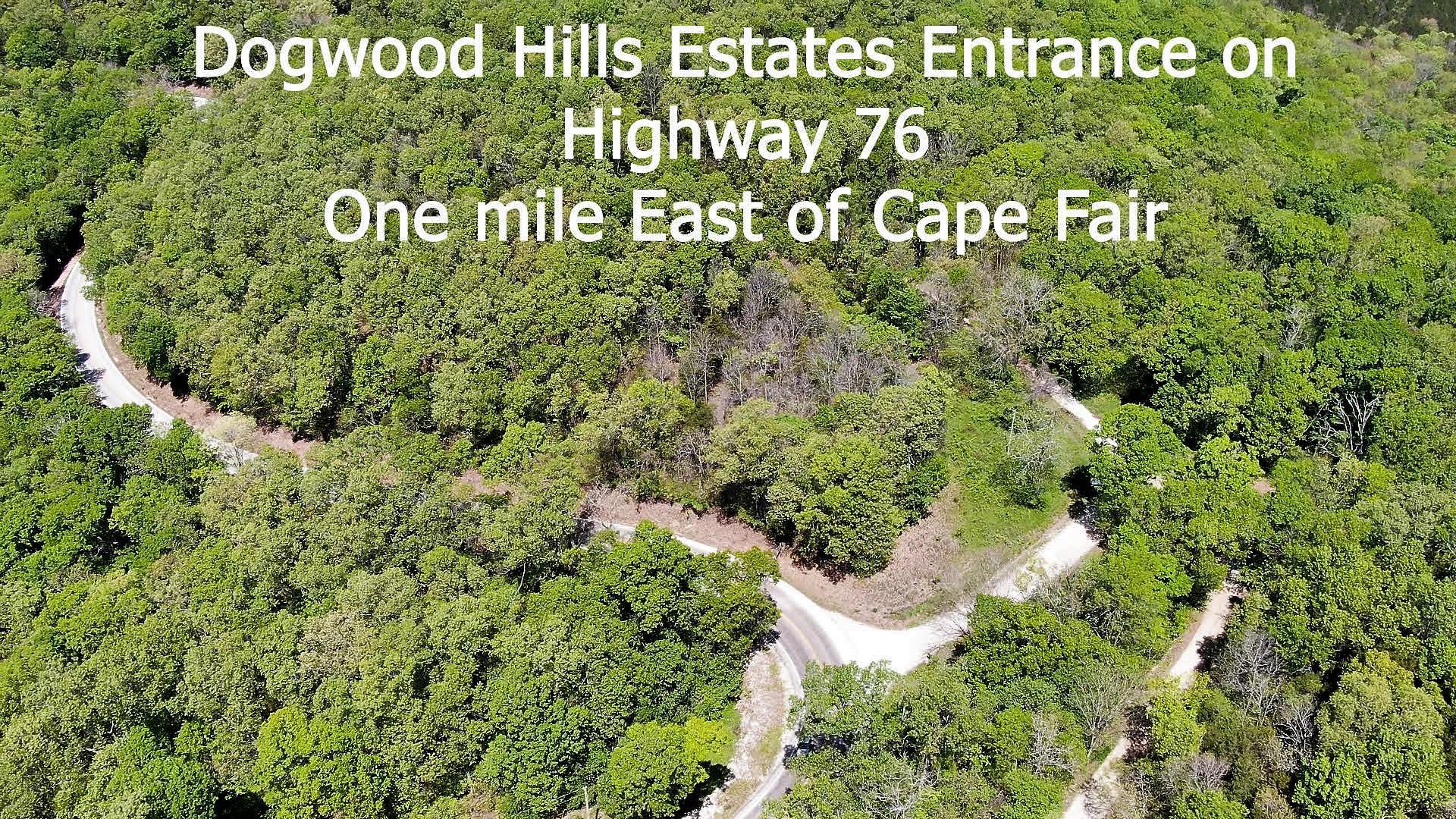 000 Dogwood Hills Cape Fair, MO 65624