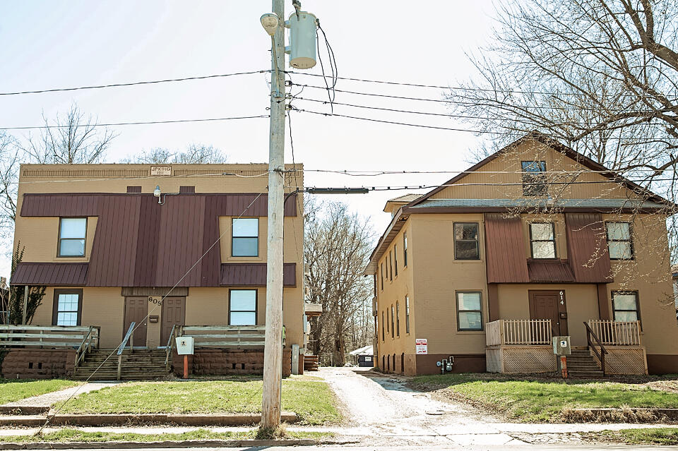 608 -614 West Walnut Street Springfield, MO 65806