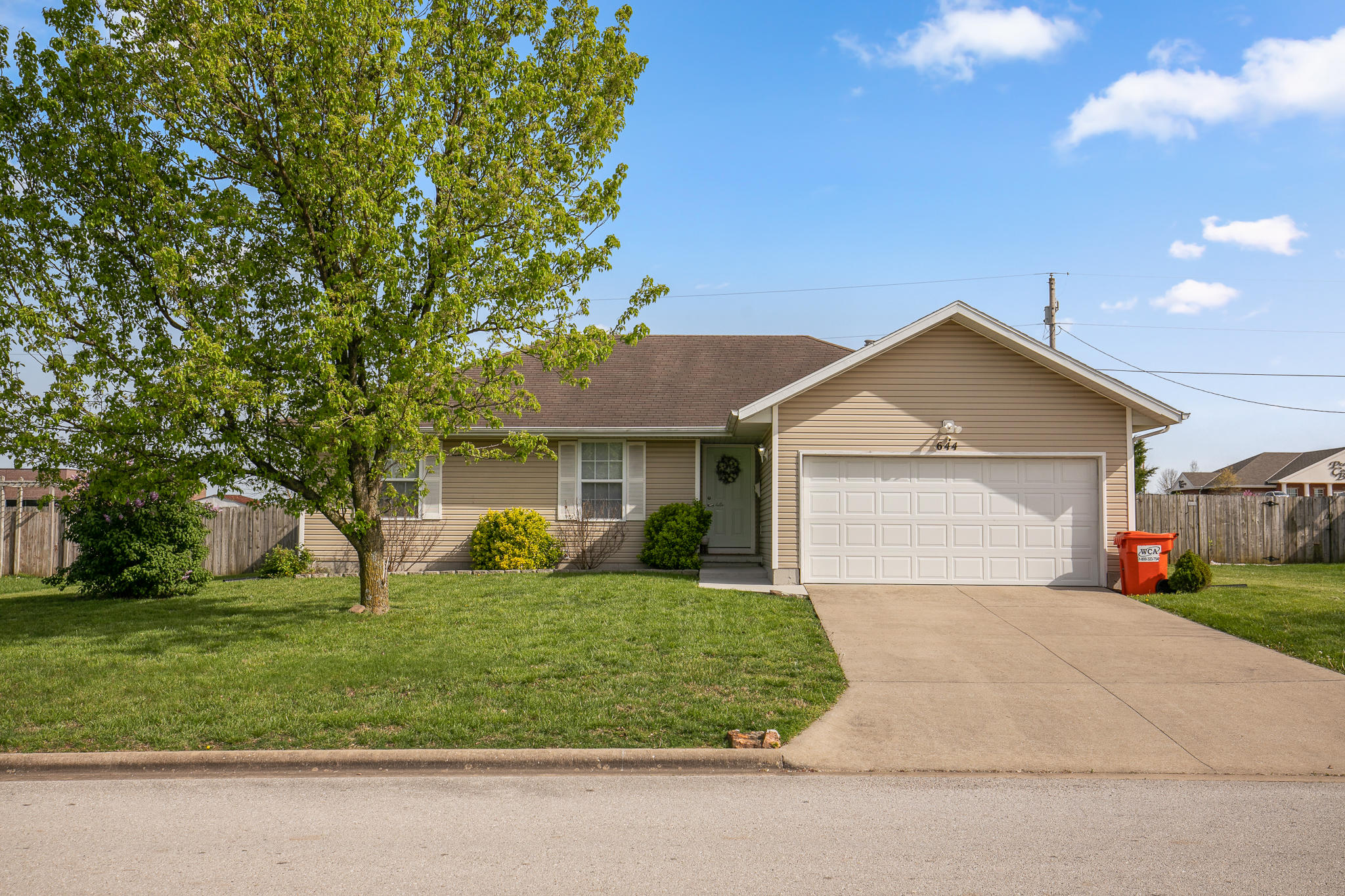 644 South Lipscomb Drive Republic, MO 65738