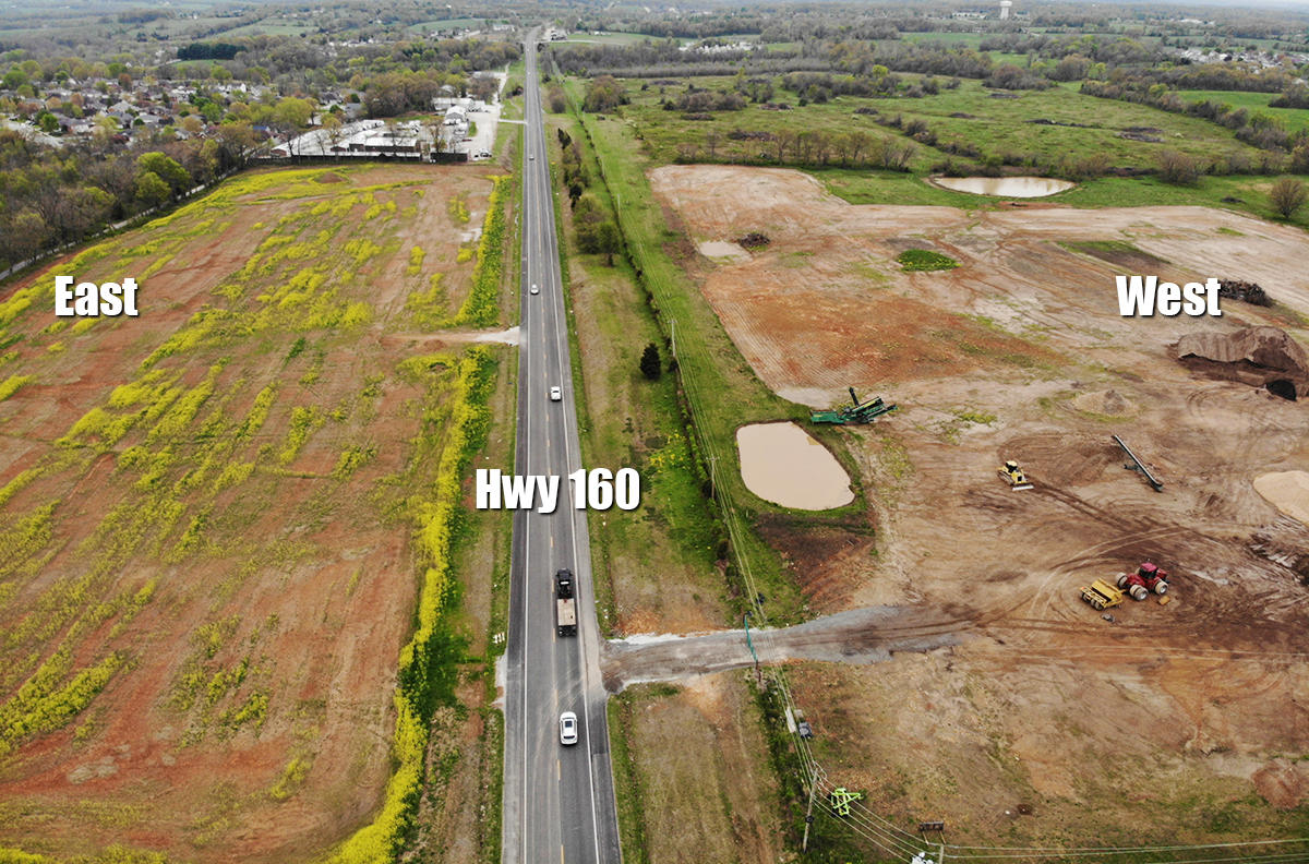 000 (Tbd) Hwy 160 (14.8 Acres) Street Nixa, MO 65714