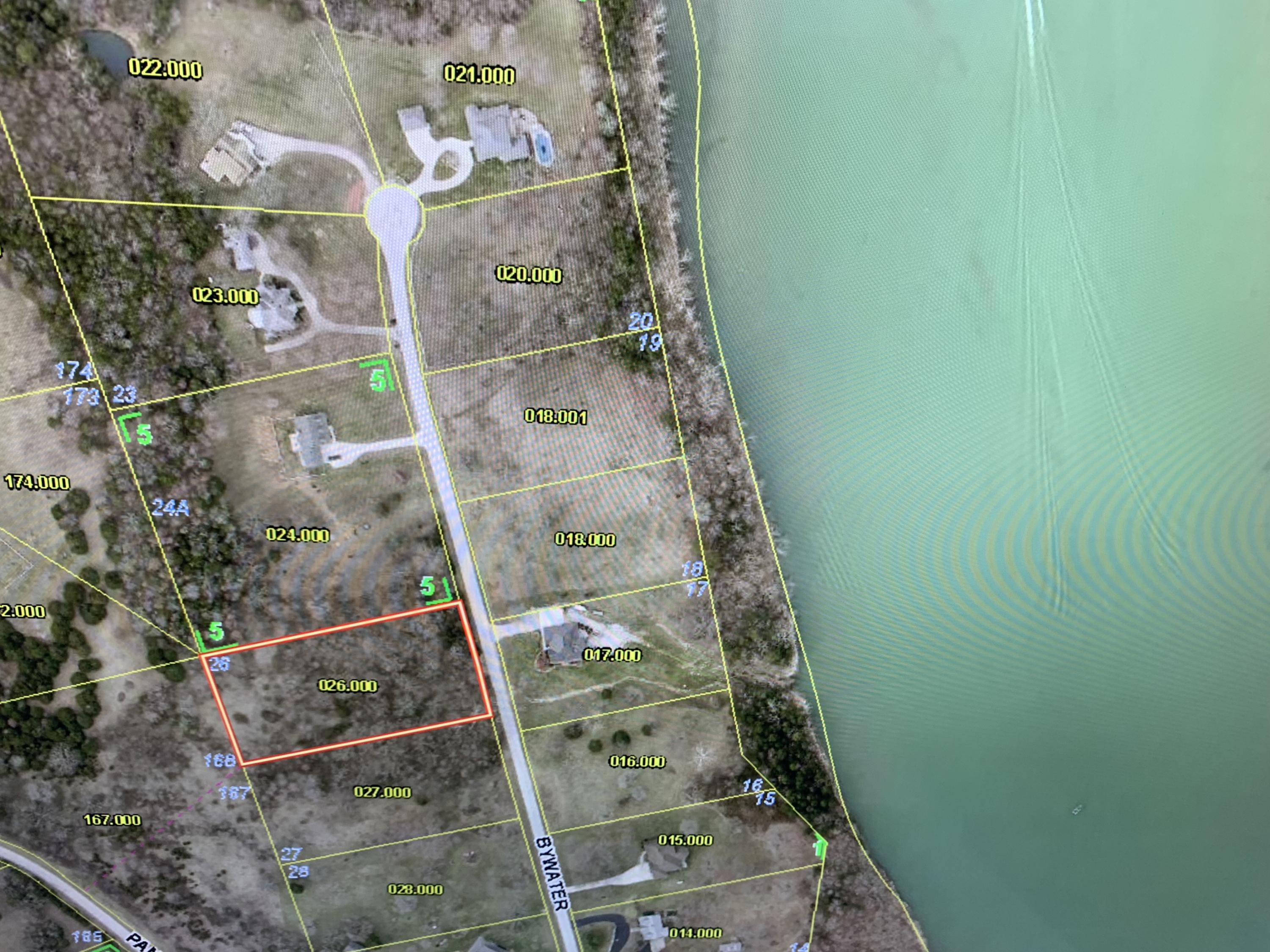 Lot 26 Bywater Drive Cape Fair, MO 65624