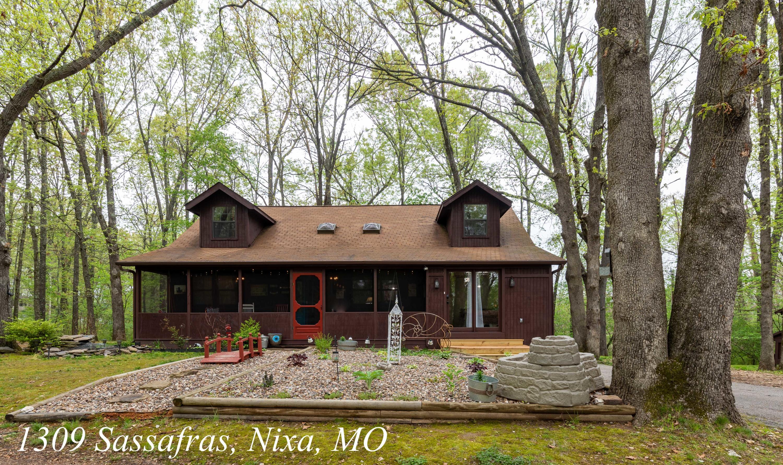 1309 Sassafras Lane Nixa, MO 65714