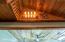 Wood beams and wood ceilings