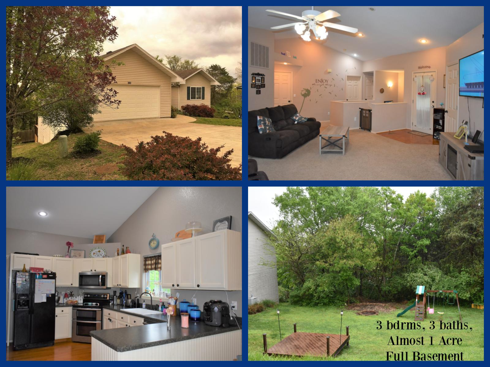 160 Swan Valley Drive Forsyth, MO 65653