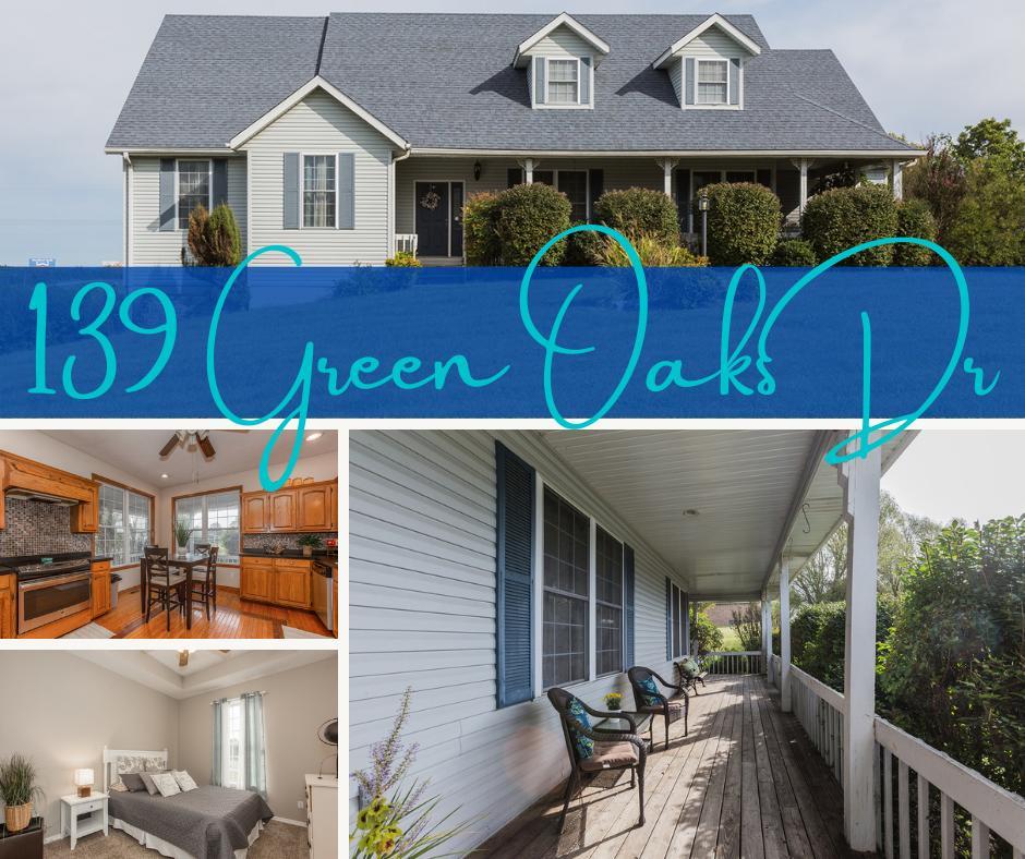 139 Green Oaks Drive Ozark, MO 65721