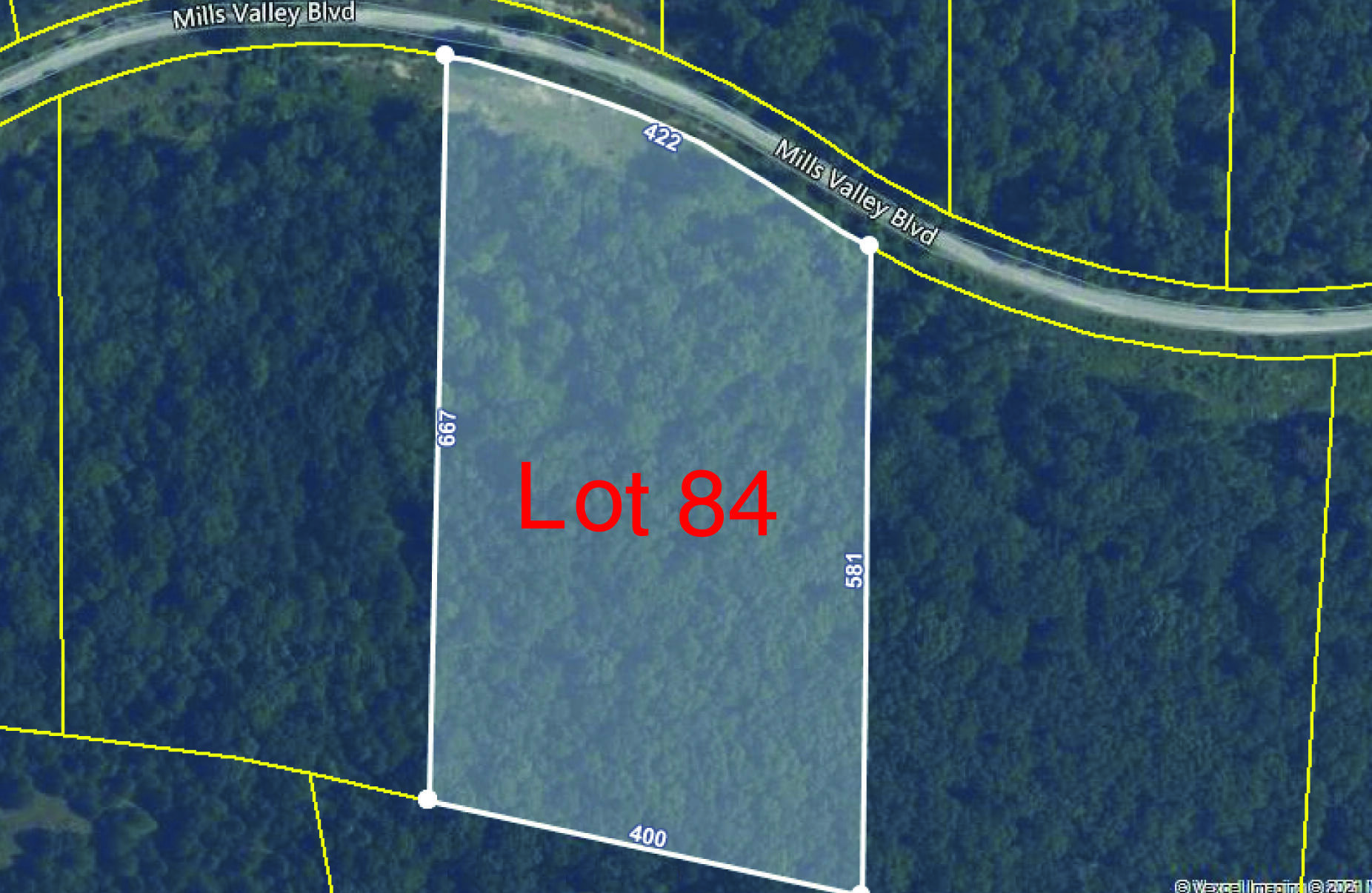 Property for sale at 84 Niangua Ranch, Marshfield,  Missouri 65706