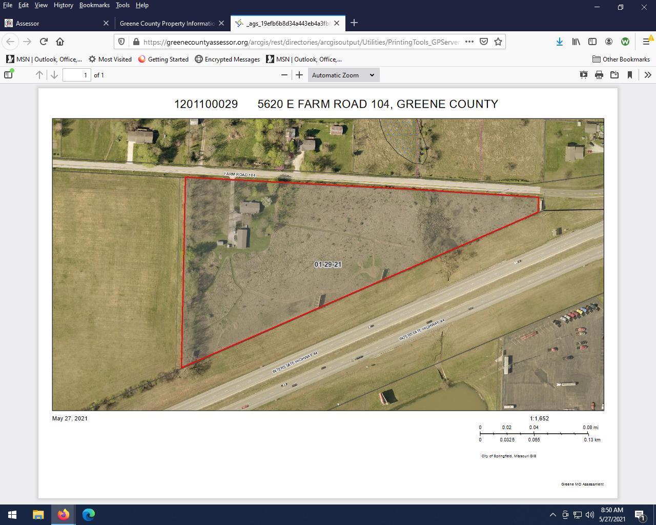 Property for sale at 5620 East Farm Road 104, Strafford,  Missouri 65757