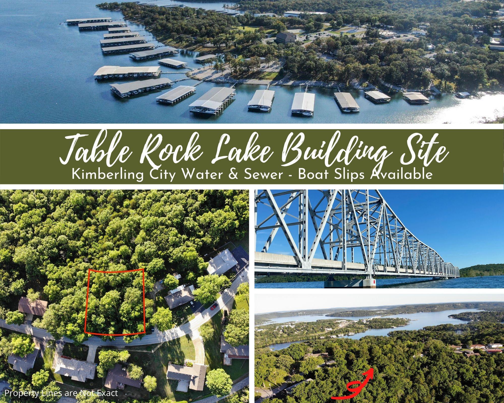 Property for sale at Lot 22 Skyline, Kimberling City,  Missouri 65686