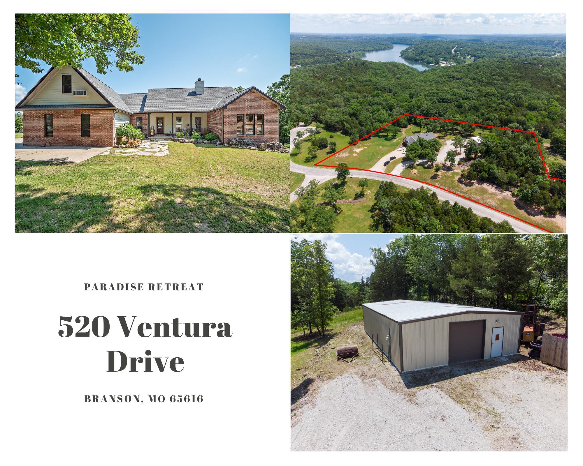 520 Ventura Drive Branson, MO 65616