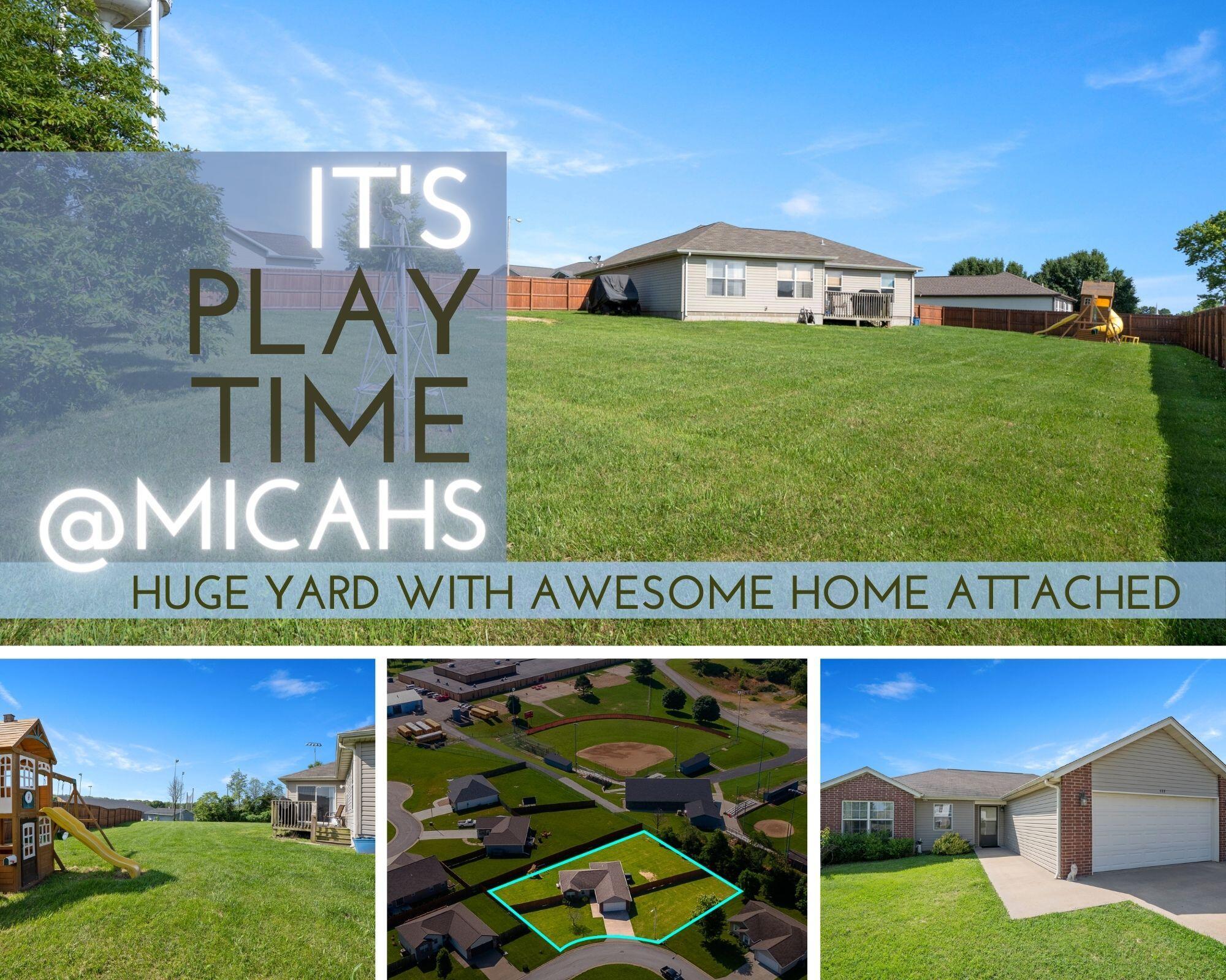 444 Micahs Xing, Reeds Spring, Missouri 65737
