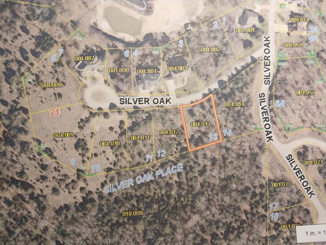 Property for sale at 000 Silver Oak Place (Lot 13) Unit: Stonebridge Village, Branson West,  Missouri 65737