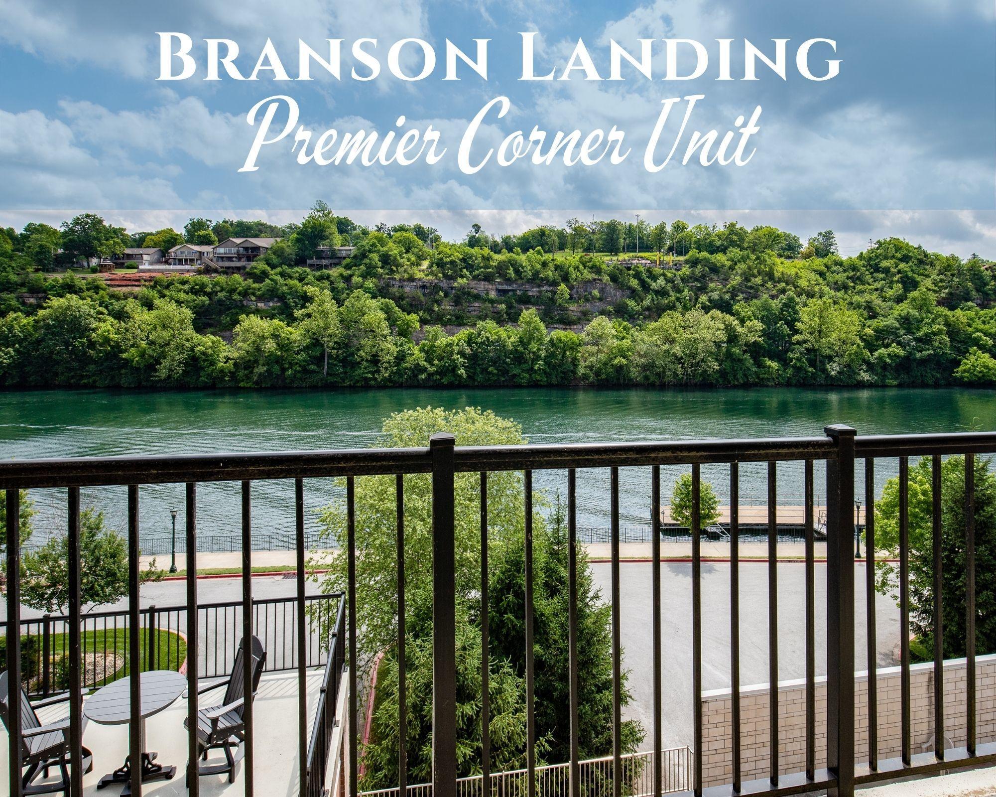 10301 Branson Landing Boulevard UNIT #301 Branson, MO 65616