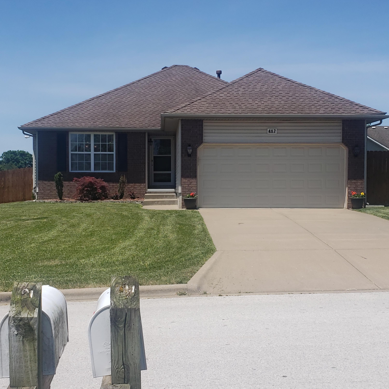 Property for sale at 417 North Harrington, Republic,  Missouri 65738