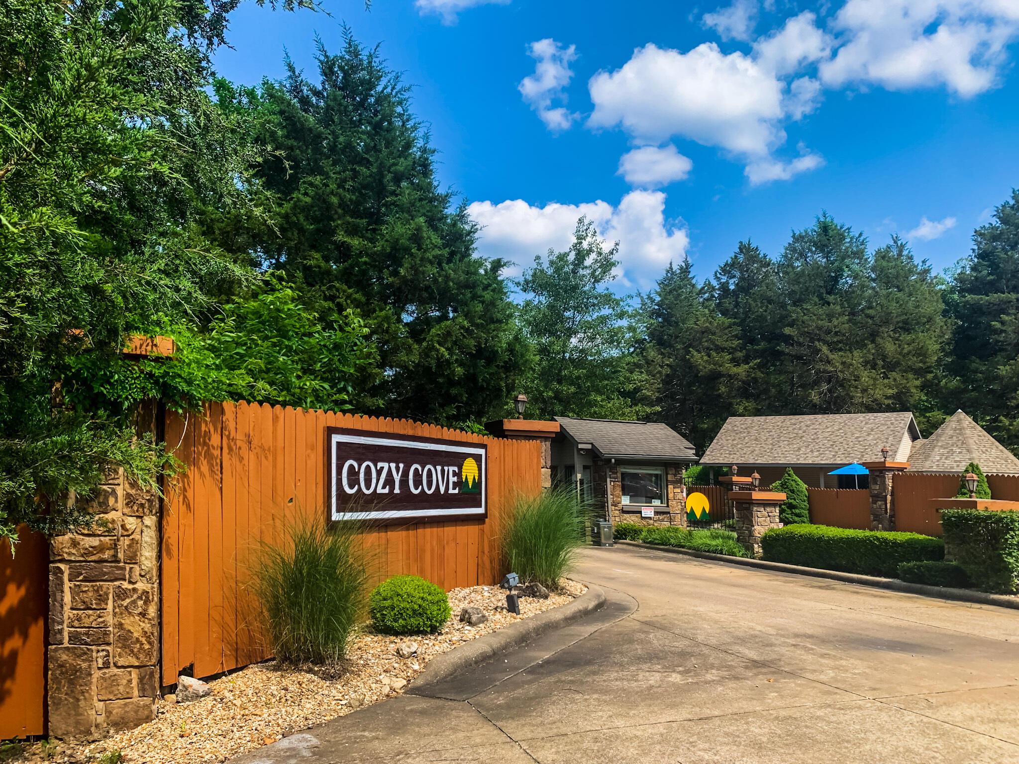 7863 Cozy Cove Road Branson, MO 65616