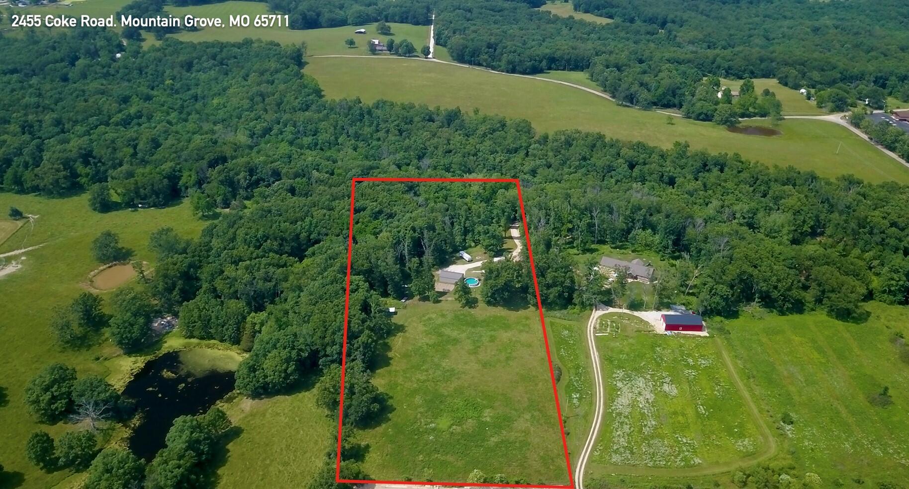 Property for sale at 2455 Coke, Mountain Grove,  Missouri 65711