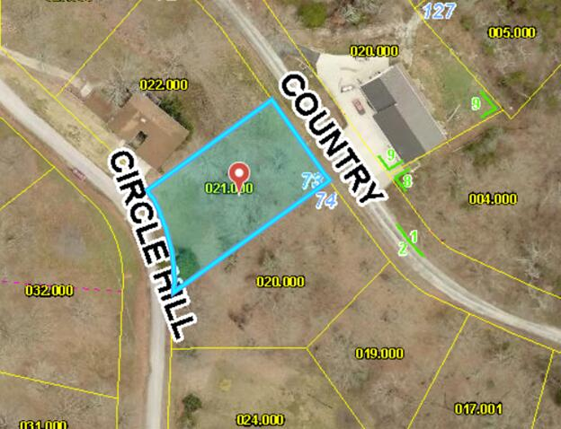 000 Wood Ridge Estates 2nd Lot Blue Eye, MO 65611