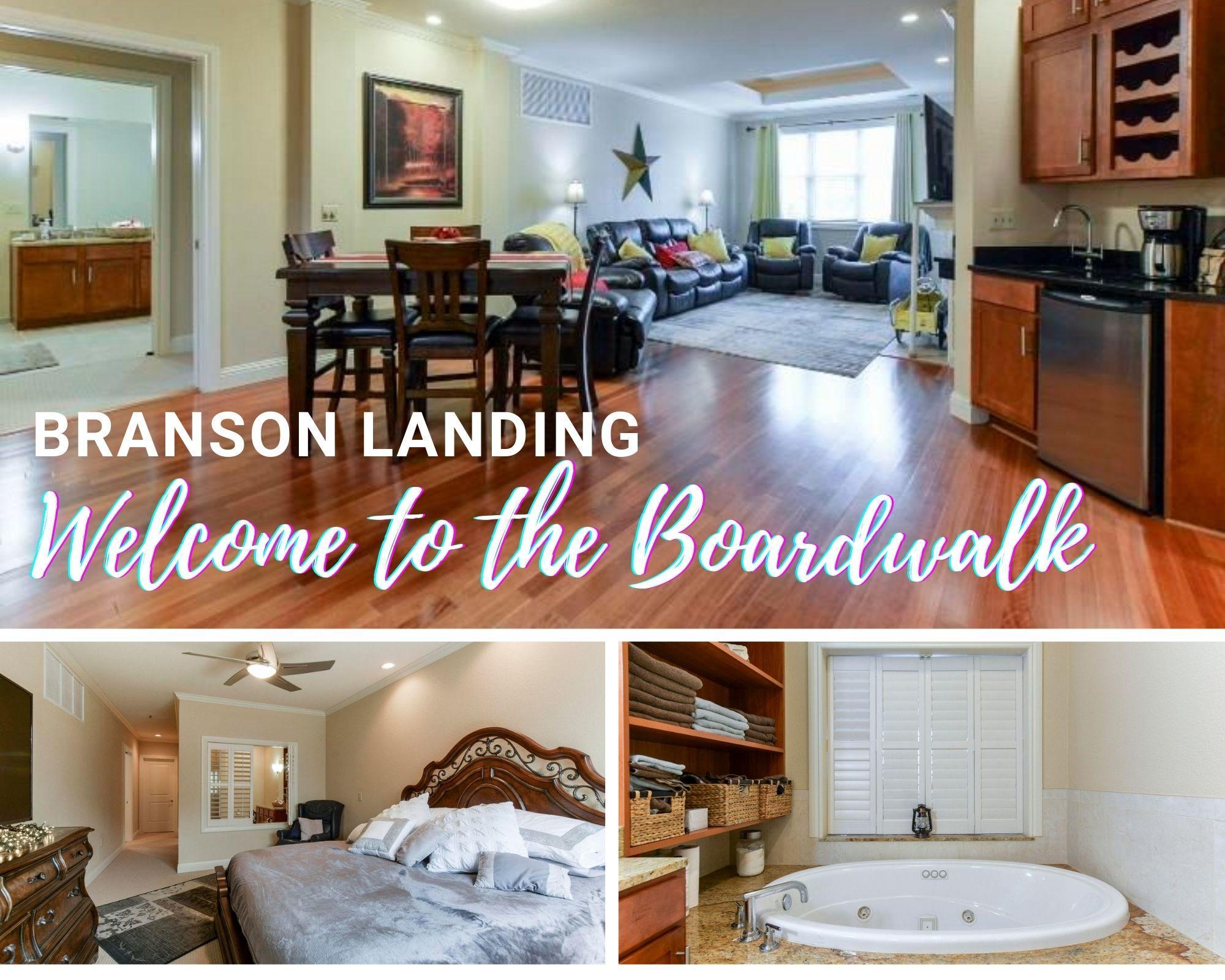 9506 Branson Landing Boulevard UNIT #5 Branson, MO 65616