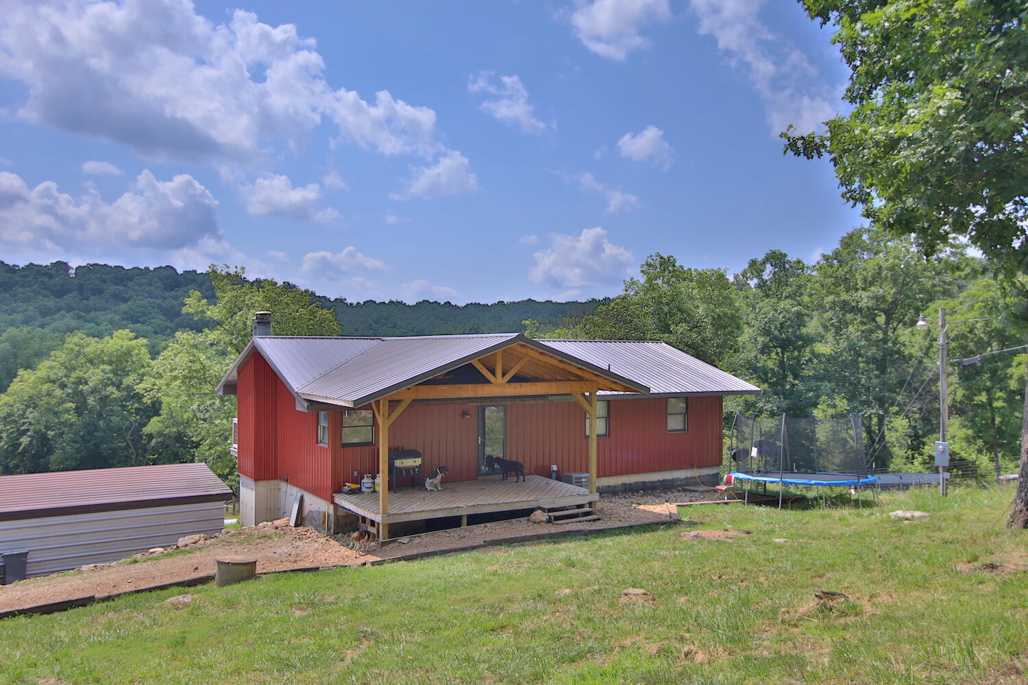 605 County Road Gainesville, MO 65655