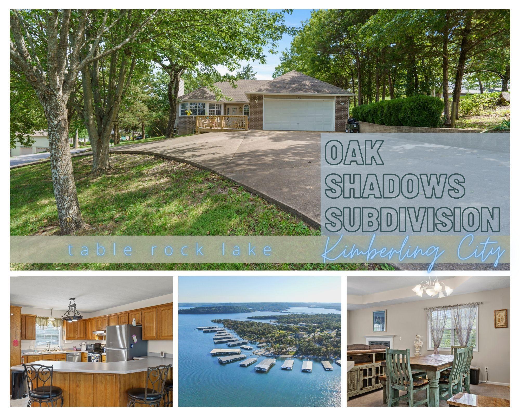 100 Oak Drive Kimberling City, MO 65686