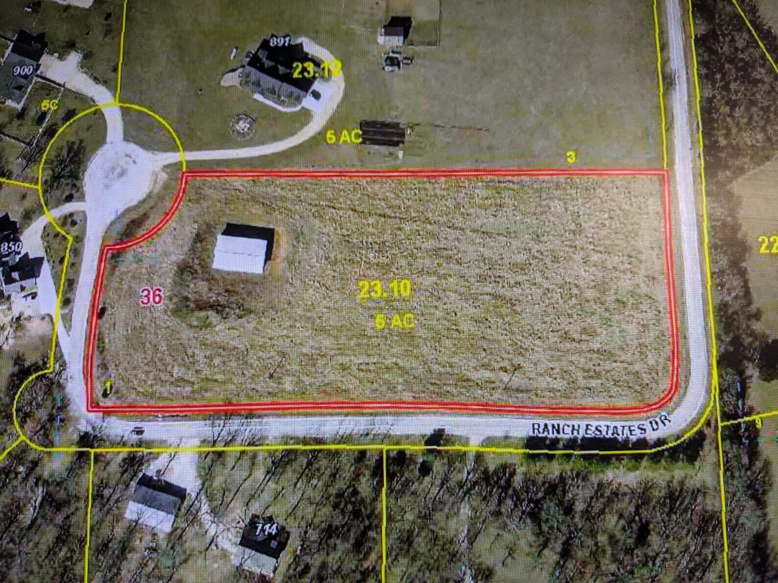 Lot 1 Ranch Estates Drive Highlandville, MO 65669