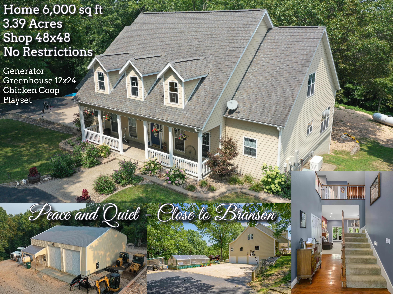 264 Oak Grove Lane Galena, MO 65656