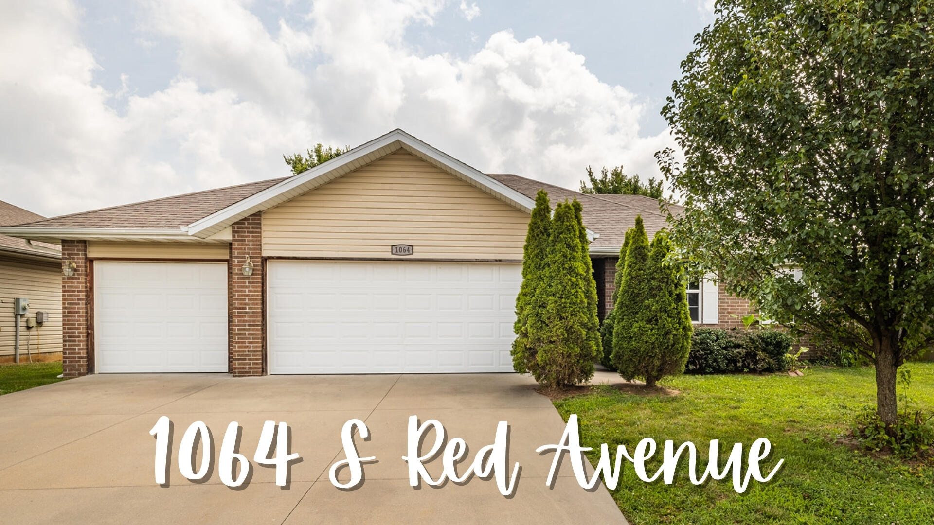 1064 South Red Avenue Springfield, MO 65802