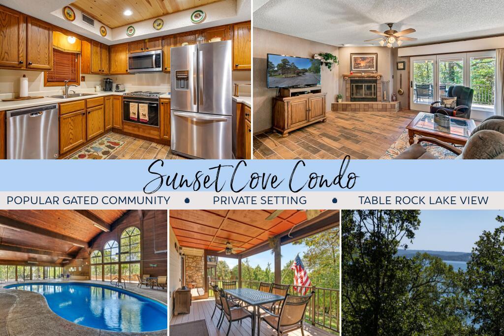 234 Sunset Cove Unit #103 Branson, MO 65616