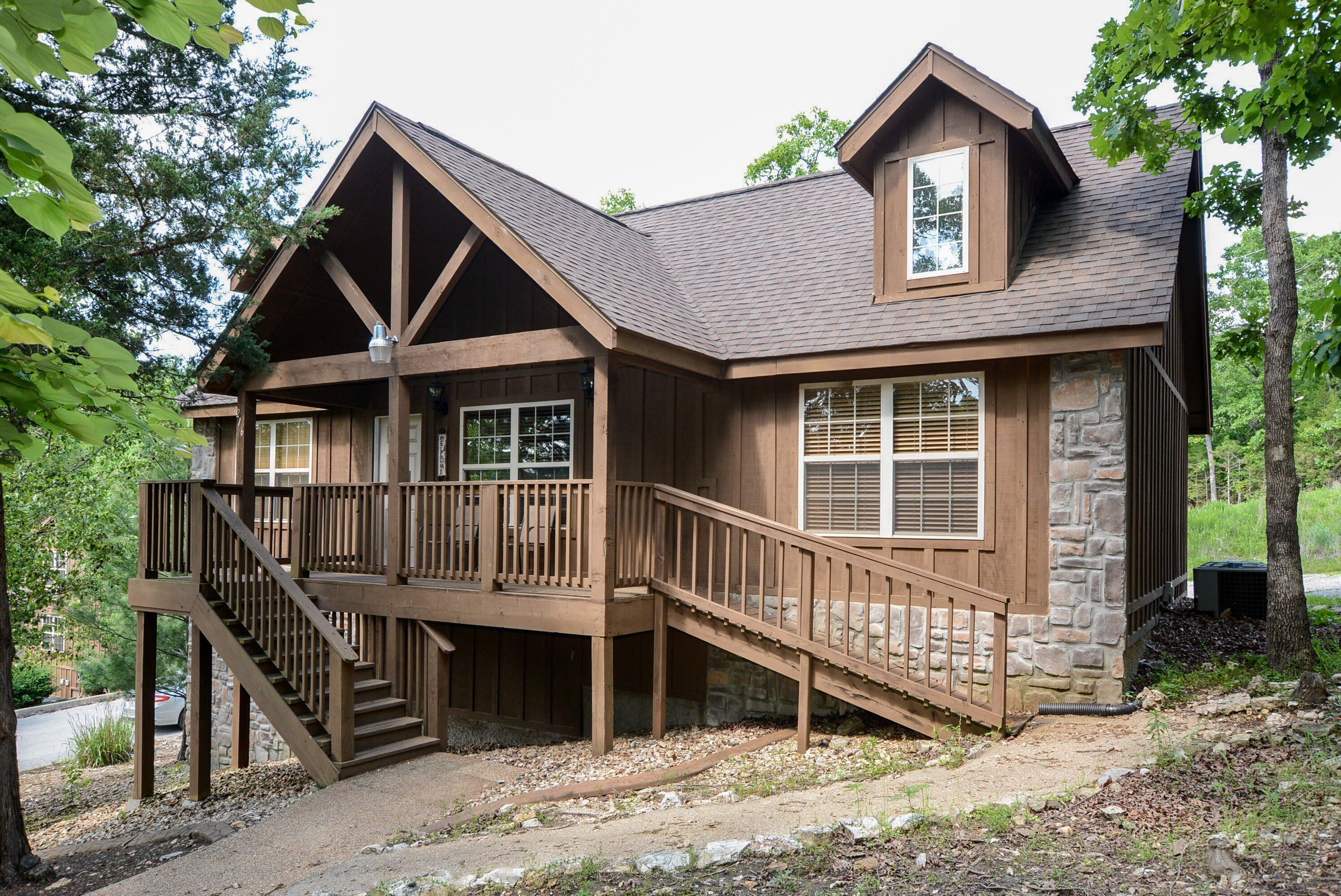 216 Cantwell Lane UNIT #79 Branson West, MO 65737