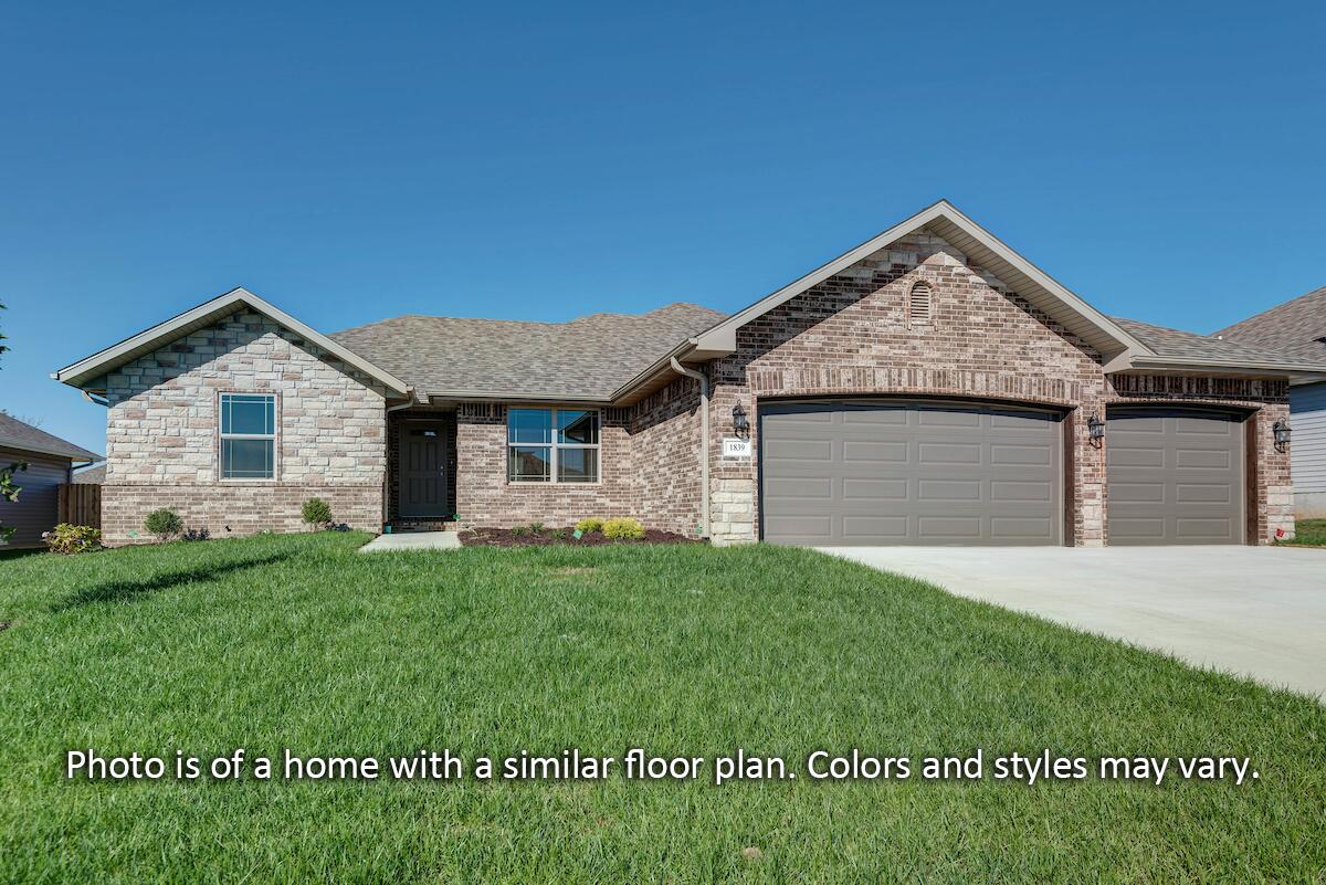 4240 West Sycamore Drive UNIT Lot 40 Battlefield, MO 65619