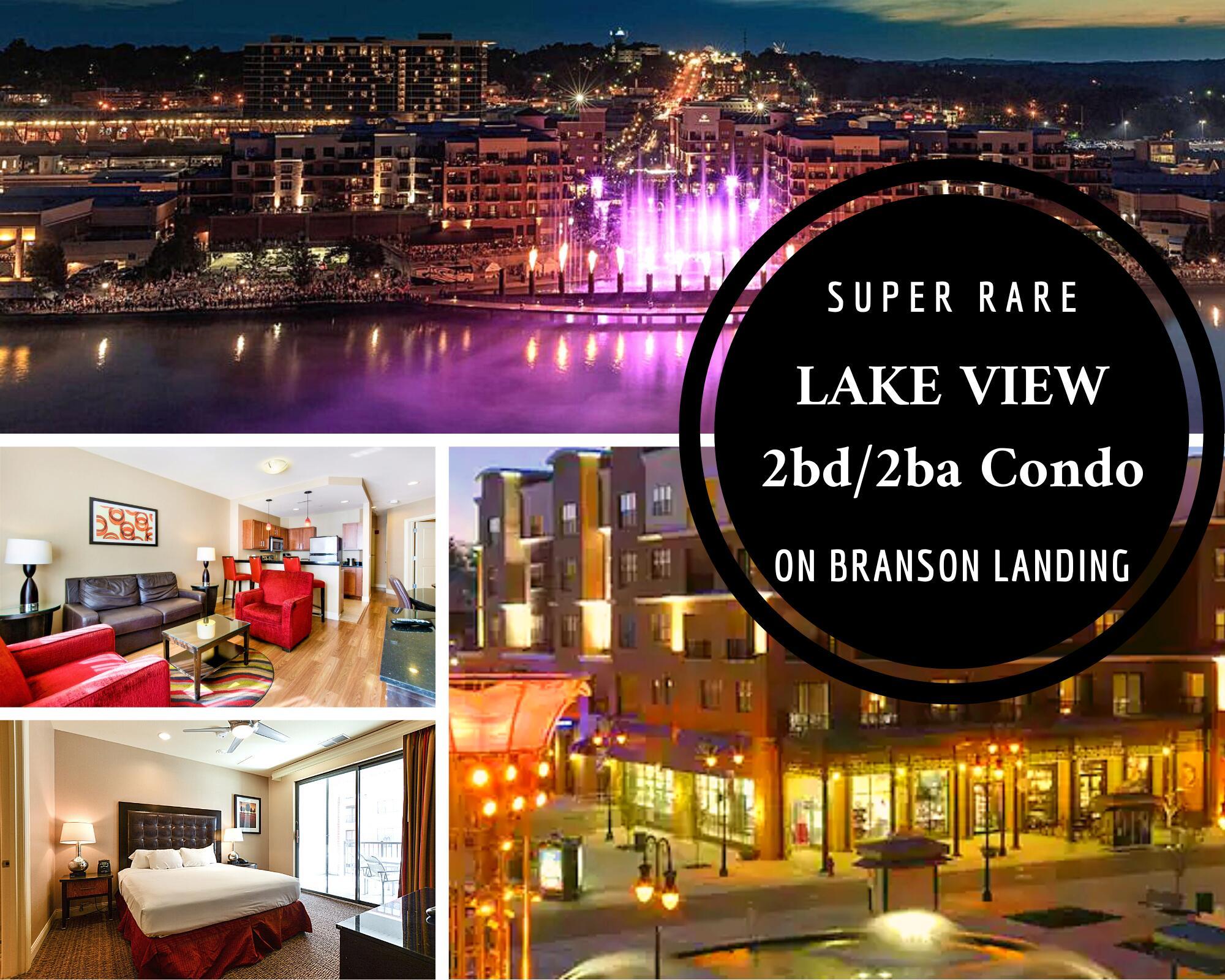 3215ab Branson Landing Boulevard UNIT 201 & 203 Branson, MO 65616